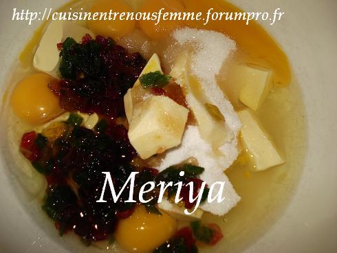 Fekass ou Fe9ass marocain aux fruits confits. Dsc05810