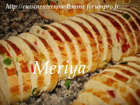 Fekass ou Fe9ass marocain aux fruits confits. Dsc05815