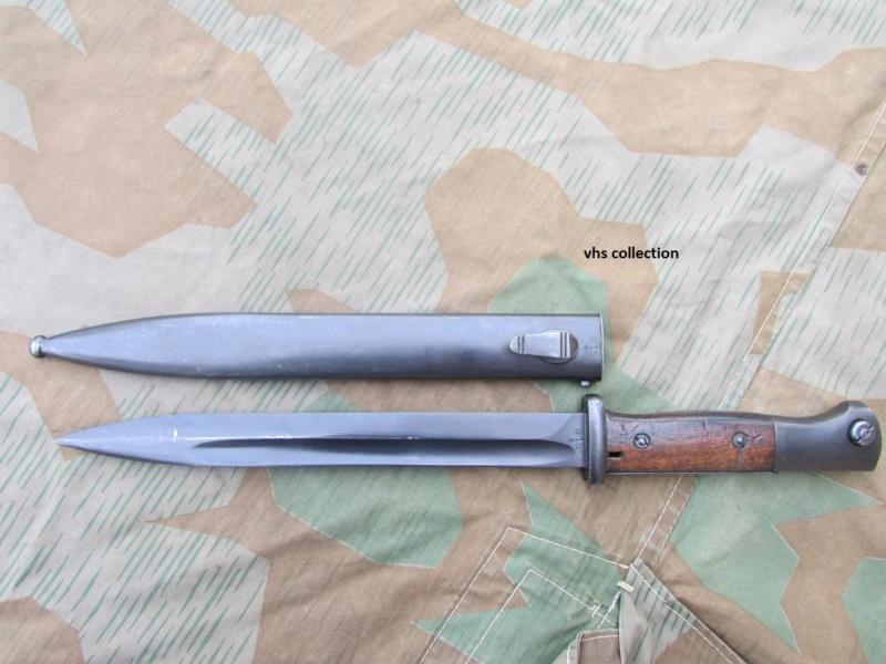 estimation baïonnette 84/98  Coppel  1934 avec PF régimenté Img_8111