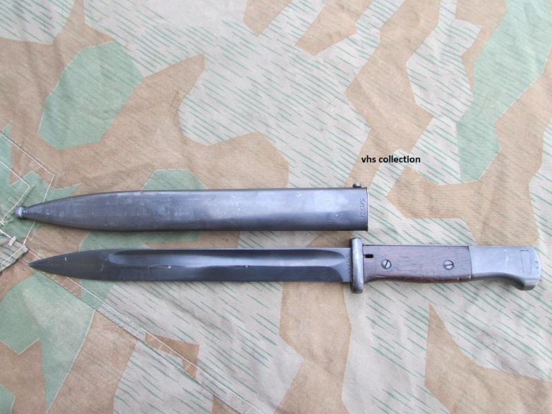 estimation baïonnette 84/98  Coppel  1934 avec PF régimenté Img_8113