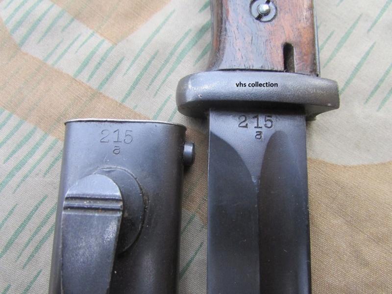 estimation baïonnette 84/98  Coppel  1934 avec PF régimenté Img_8114