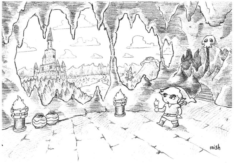 Mes dessins ^^ - Page 2 Mishli10