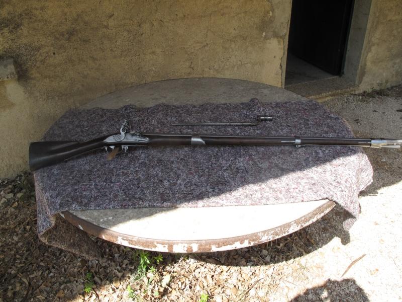"""fusil 1763 dit de Stainville ou """"Pesant"""" Img_3243"""