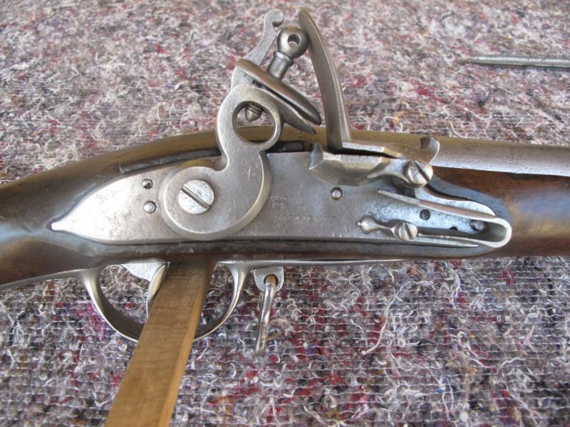 """fusil 1763 dit de Stainville ou """"Pesant"""" Img_3244"""