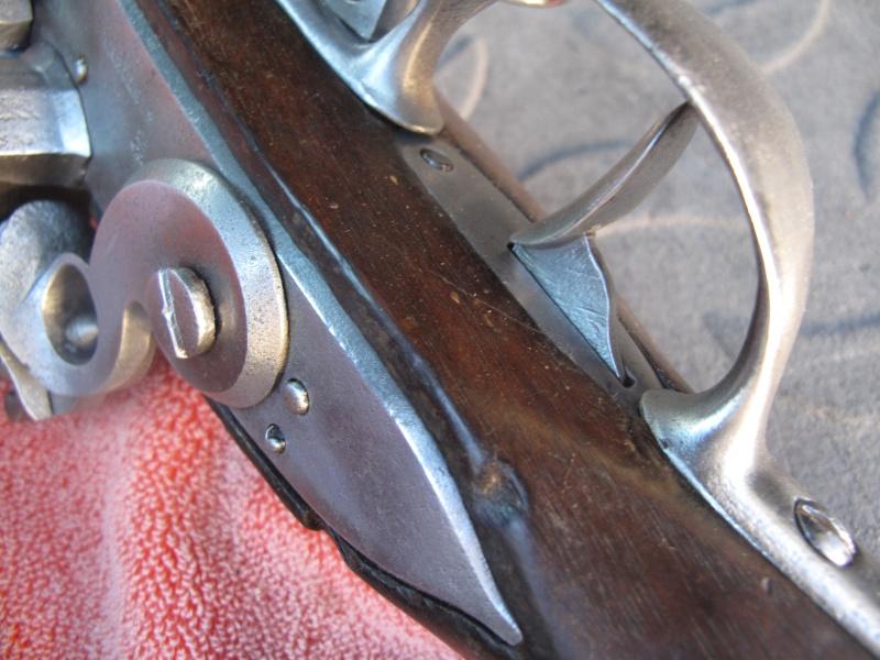 """fusil 1763 dit de Stainville ou """"Pesant"""" Img_3250"""
