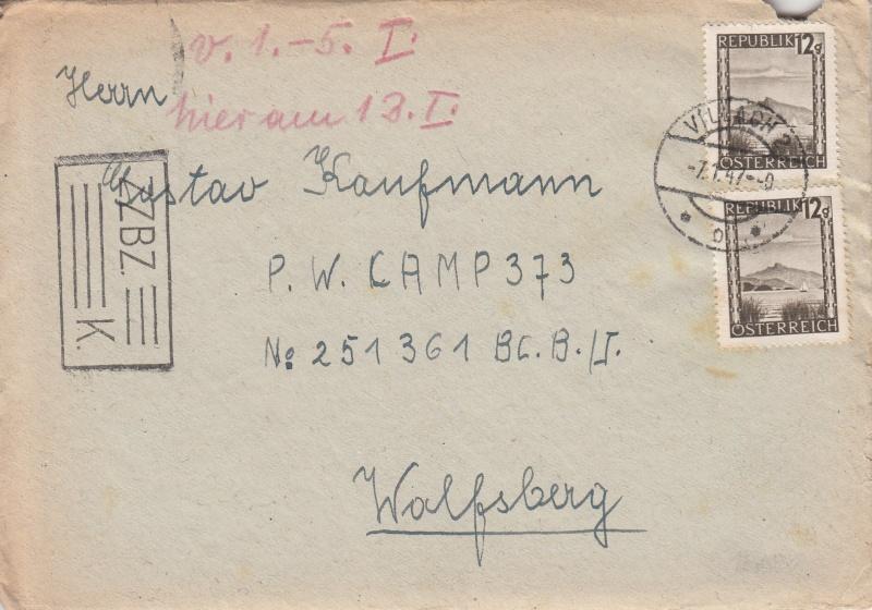 Kriegsgefangenenpost II. Weltkrieg (Österreich) Img20
