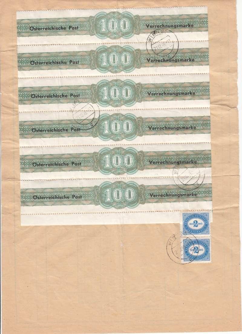 Zustellkarten für Post(Zahlungs)anweisungen Img23