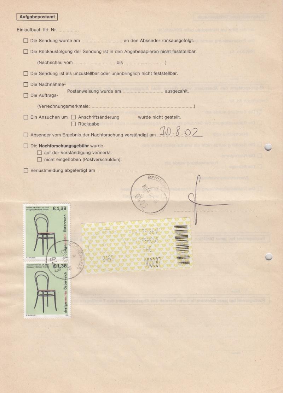 Sammlung Bedarfsbriefe Österreich ab 1945 - Seite 7 Img_0014