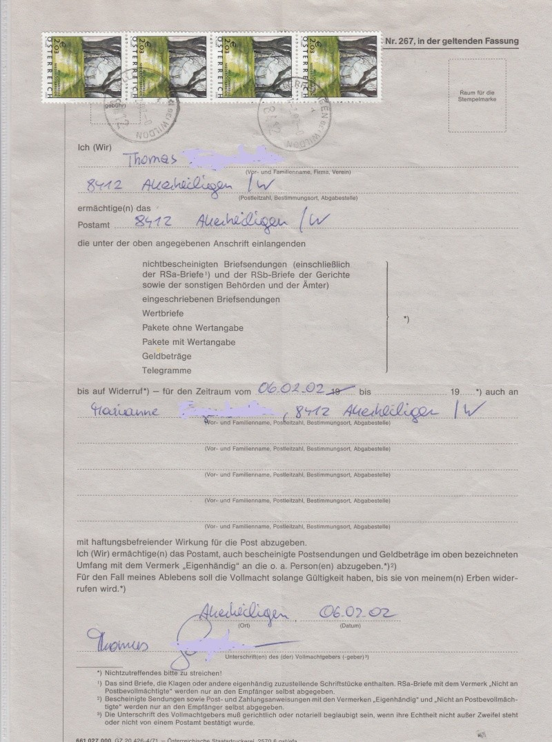 Sammlung Bedarfsbriefe Österreich ab 1945 - Seite 7 Img_0015