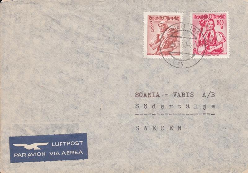 Trachtenserien ANK 887 - 923 und 1052 - 1072 Belege - Seite 9 Img_0026