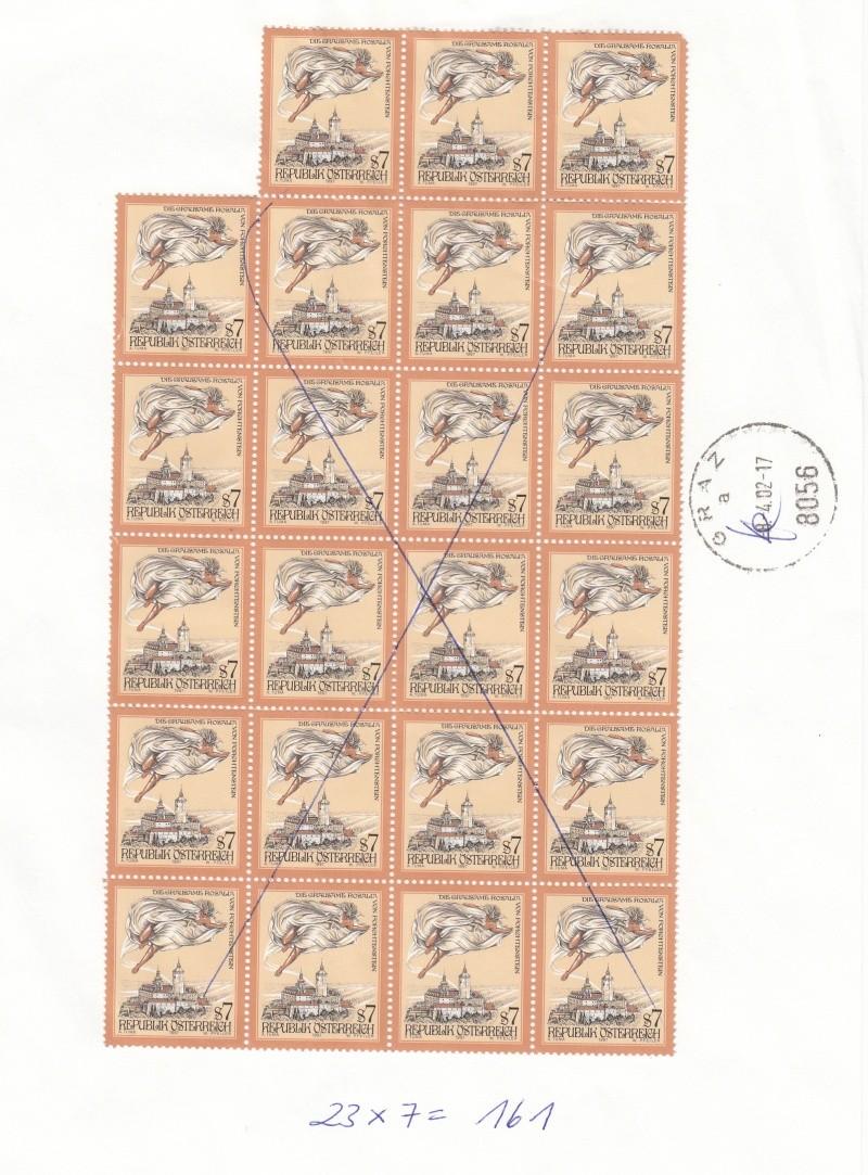 Umtausch Schilling Briefmarken in Euro Briefmarken Img_0028