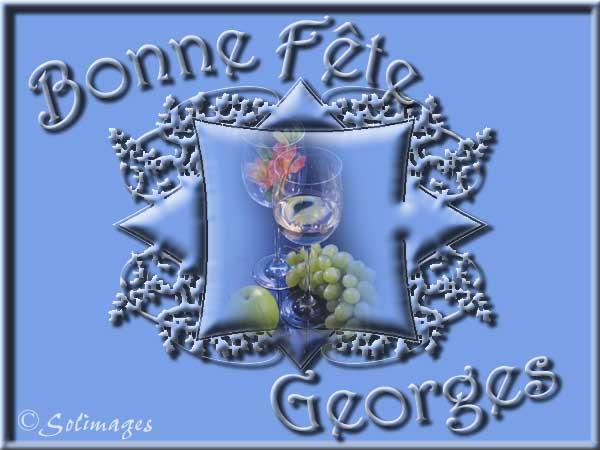 fête  à  souhaiter   - Page 37 George10