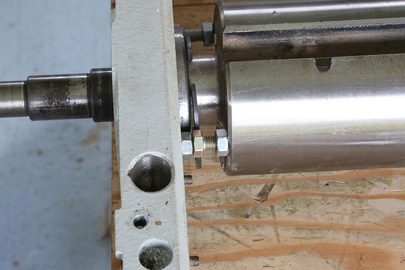 Modification et amélioration raboteuse R/D Holztech FS320 (seconde partie) - Page 7 14_avr16