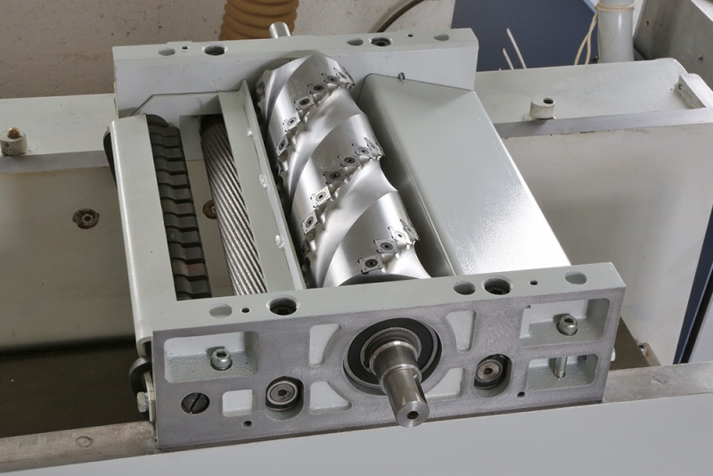 Modification et amélioration raboteuse R/D Holztech FS320 (seconde partie) - Page 7 14_avr25