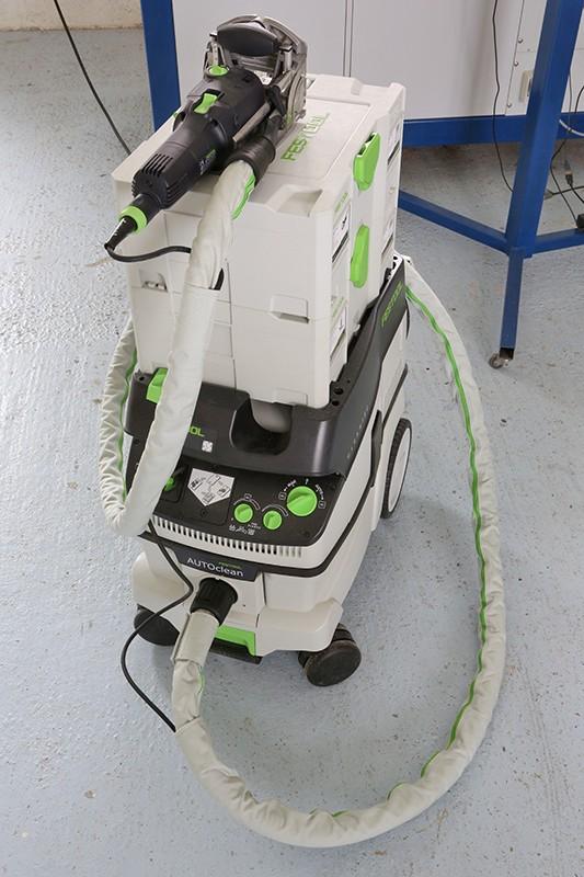 Tuyau aspirateur Festool plug-it Ø 27/22 antistatique lisse 19_mai15