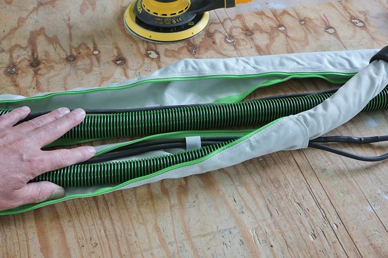 Tuyau aspirateur Festool plug-it Ø 27/22 antistatique lisse 19_mai16