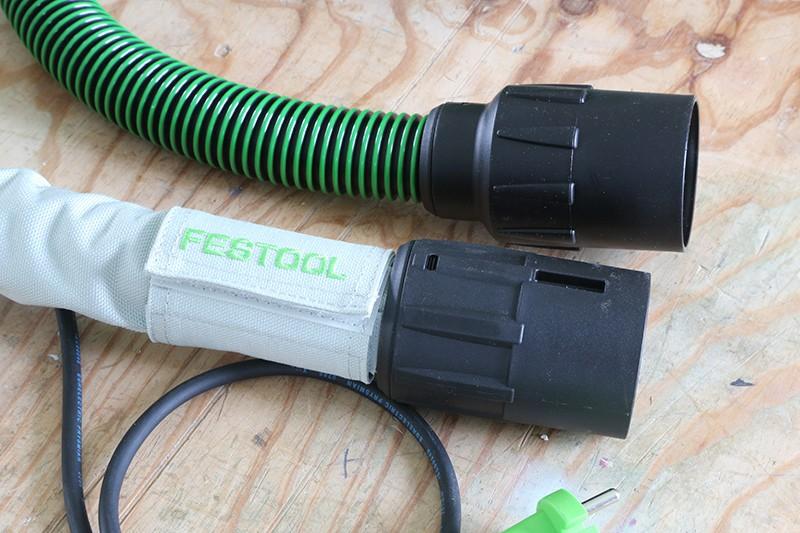 Tuyau aspirateur Festool plug-it Ø 27/22 antistatique lisse 19_mai17