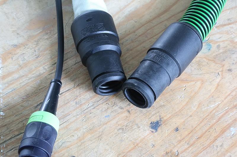 Tuyau aspirateur Festool plug-it Ø 27/22 antistatique lisse 19_mai18