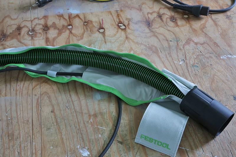 Tuyau aspirateur Festool plug-it Ø 27/22 antistatique lisse 19_mai19