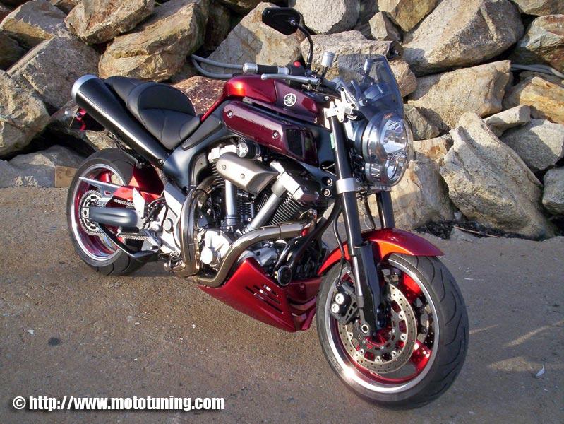 Ils avaient une MT 01 avant, leurs impressions. Yamaha10