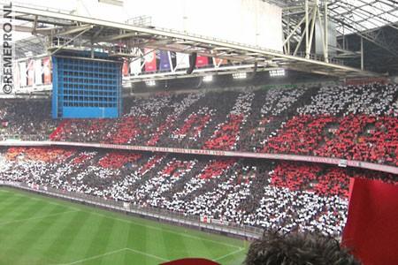 Ultras Choreos (Pyro, Flags, Smokes) 20111