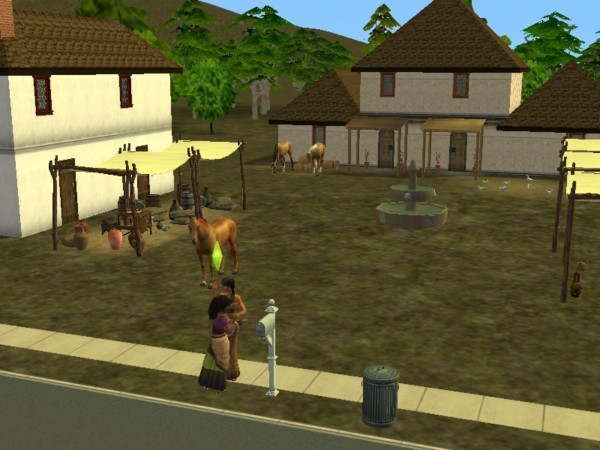 Here's what's happening in Em's Sims' Worlds Snapsh10