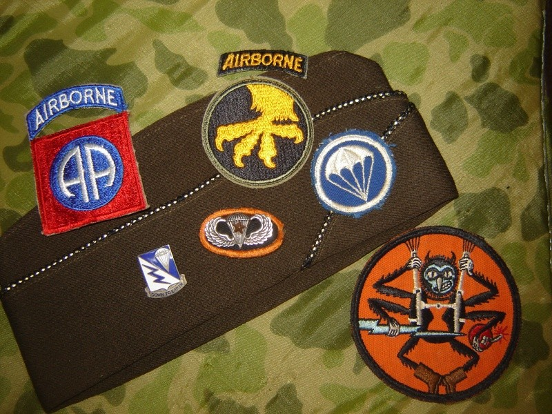 Collections Airborne US, WWII. Collec34