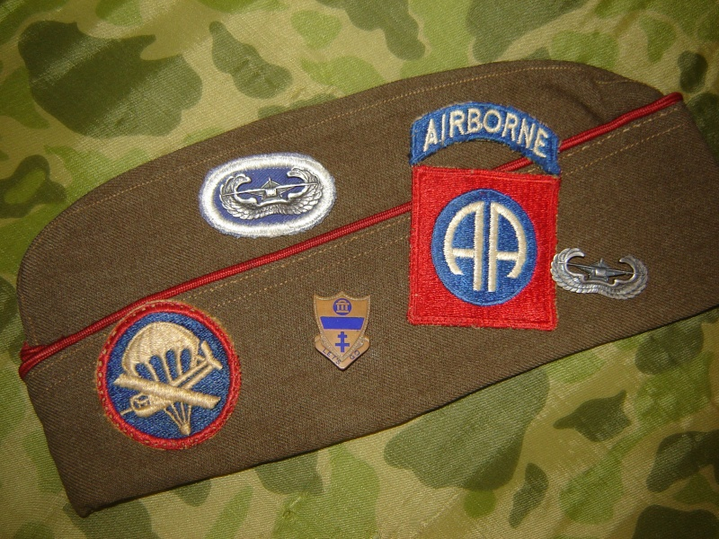 Collections Airborne US, WWII. Collec35