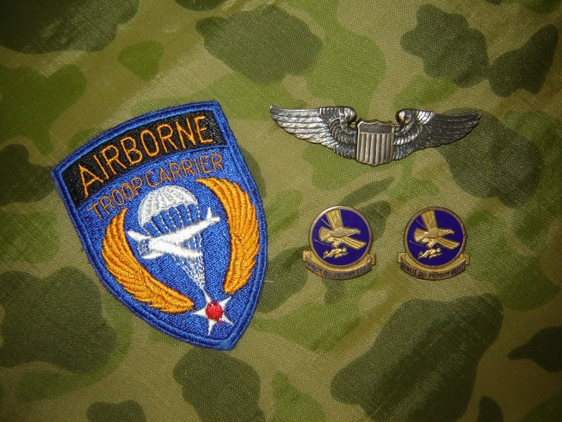 Collections Airborne US, WWII. Collec36