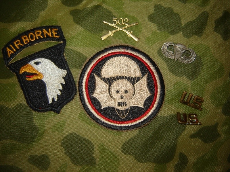 Collections Airborne US, WWII. Collec37