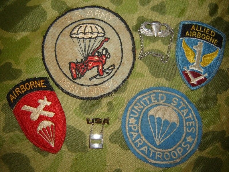 Collections Airborne US, WWII. Collec39