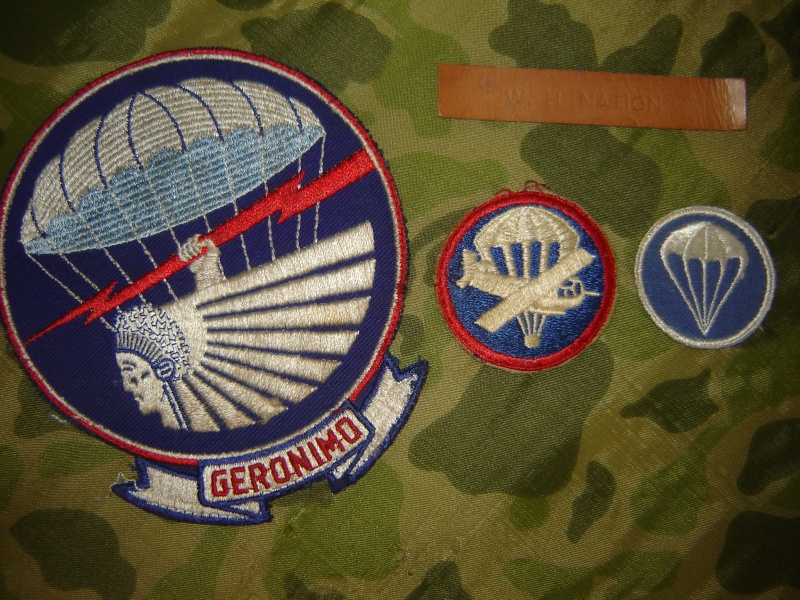 Collections Airborne US, WWII. Collec40