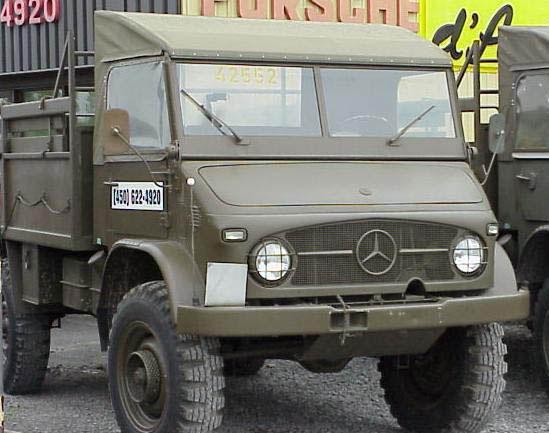 transport de troupes Unimog12