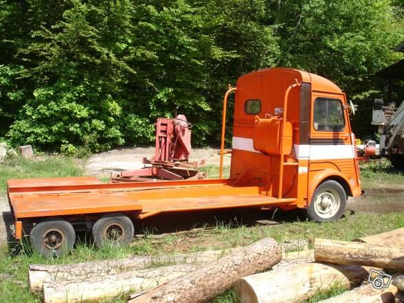Mon HW diesel tracteur routier 21291811