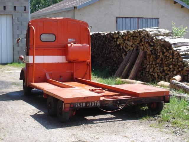 Présentation : HW diesel tracteur routier 21441810