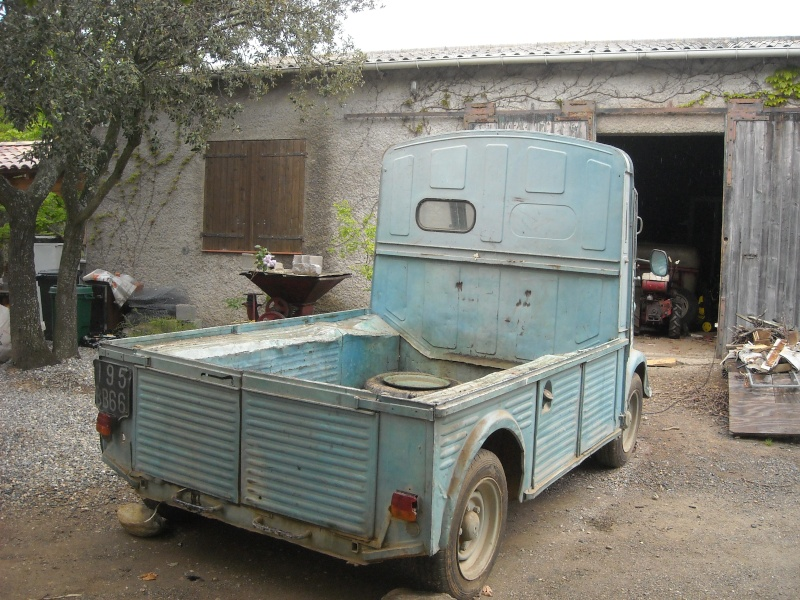 Présentation : H pick up 1957 (Choléra) House_81