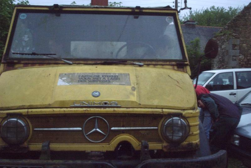 la restauration de mon 406A de 1970 Unimog14
