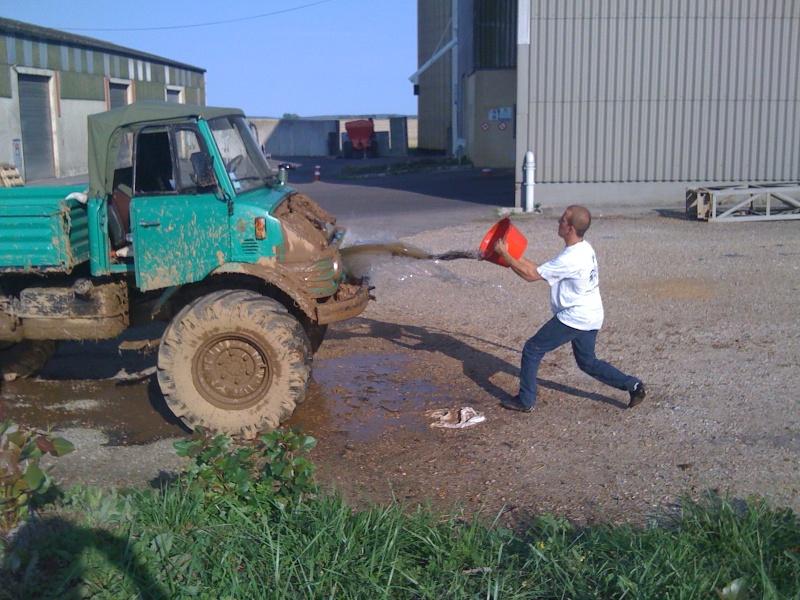Nico m'a trainé dans la boue !!! Servav17