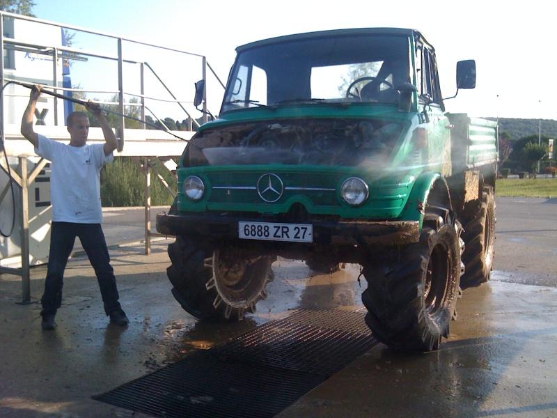 Nico m'a trainé dans la boue !!! Servav18