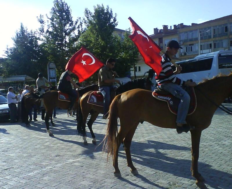Beyşehir göl festivali açılış resimleri Dsc00436
