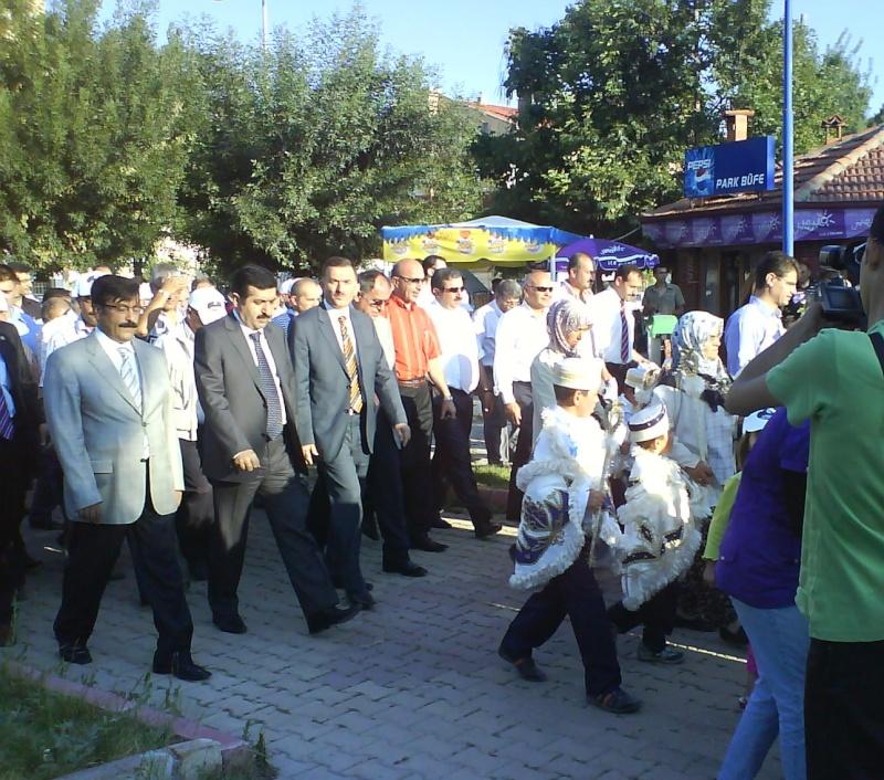 Beyşehir göl festivali açılış resimleri Dsc00446