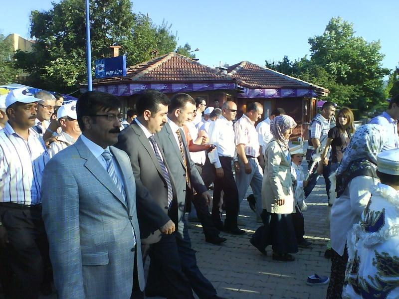 Beyşehir göl festivali açılış resimleri Dsc00447