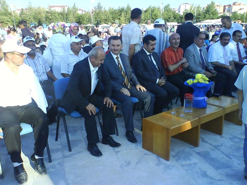 Beyşehir göl festivali açılış resimleri Dsc00450