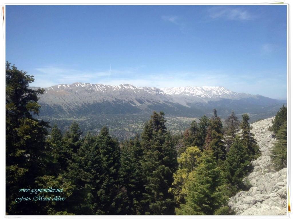 İvgeles tepesinden bakış- Harika doğa manzaraları-Nisan 2016 Ivgles23