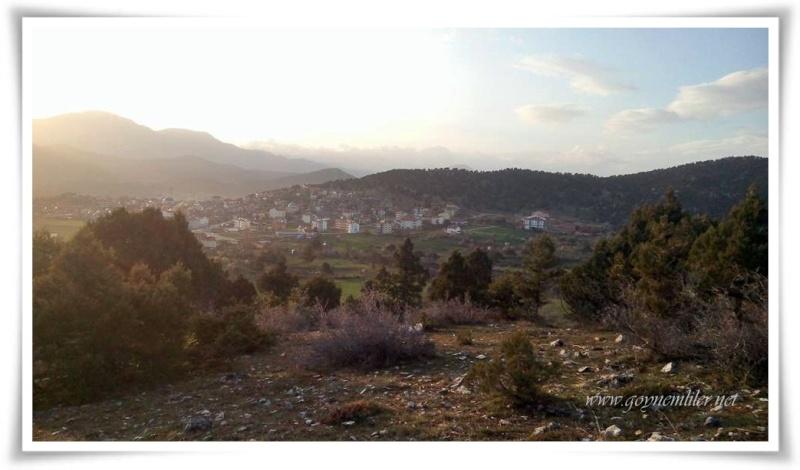 Tavşan tepesi-Göynem Nisan 2016 Tvsntp14