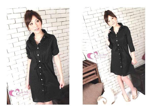Brand New Black Jacket Dress with Drawstring Waist $39 (3L, UK18) $39 310