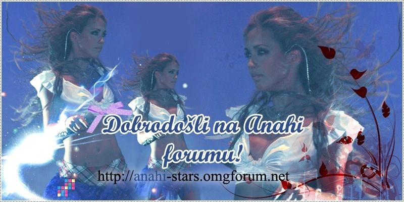 ♥♥Anahi | stars♥♥
