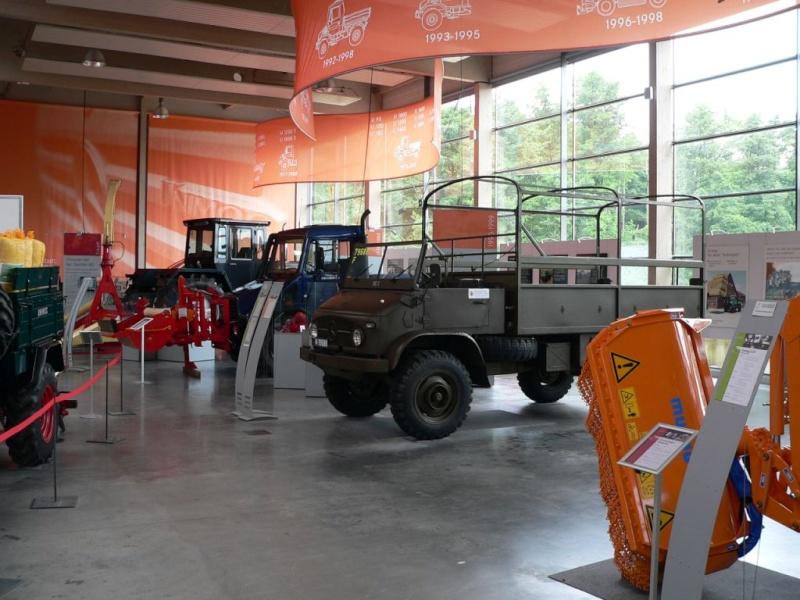 musée unimog,les 60 ans de la marque P1030513