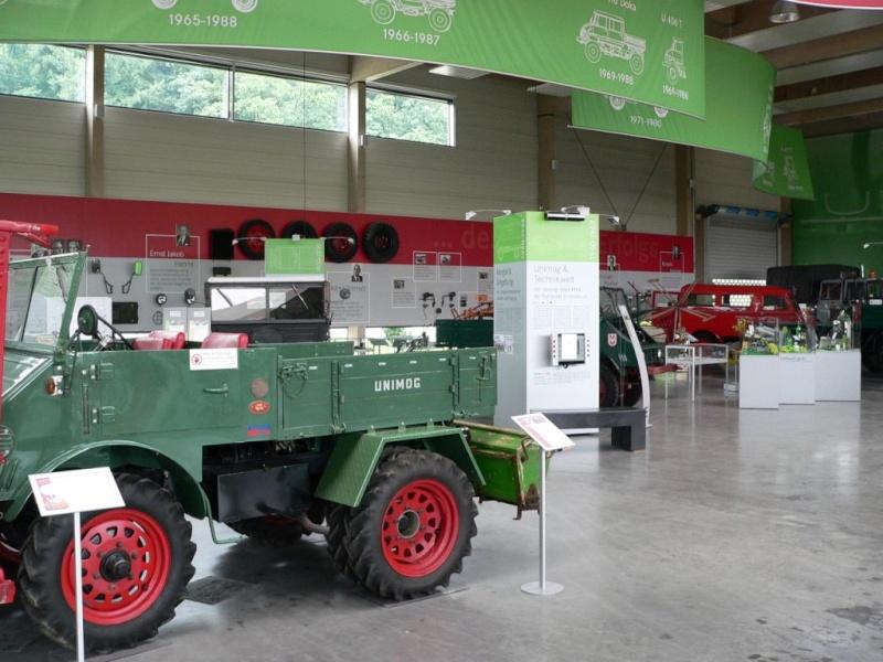 musée unimog,les 60 ans de la marque P1030514