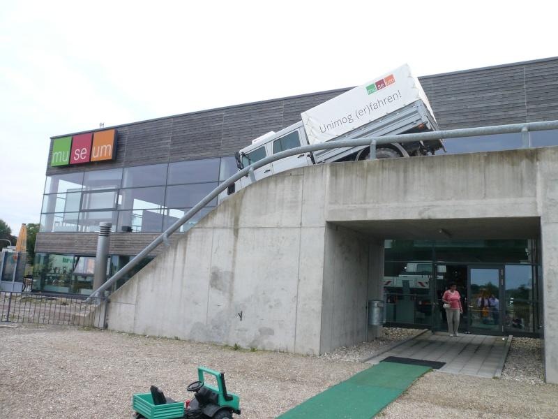 musée unimog,les 60 ans de la marque P1030610